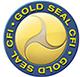 Gold seal cfi logo